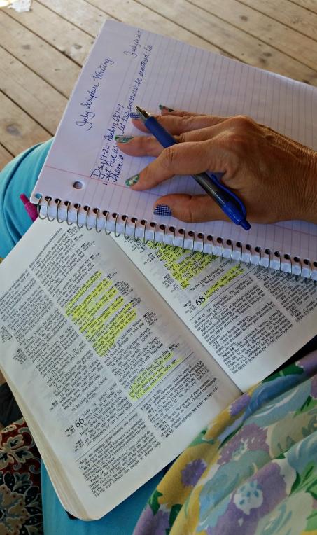 July Psalm 68
